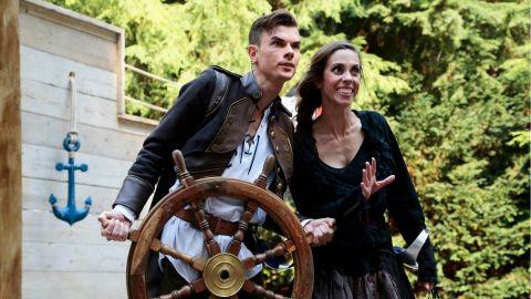 Het Piratenavontuur: Het Bossche goud
