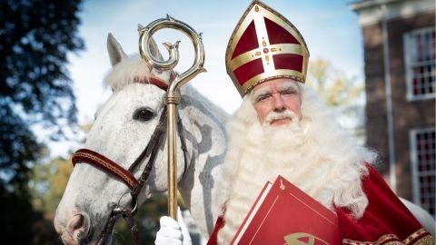 Sinterklaas in Rosmalen (VOL)
