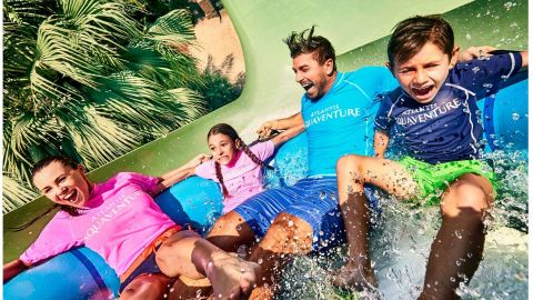 Atlantis Aquaventure Day Pass - Promotional Offer for UAE Residents