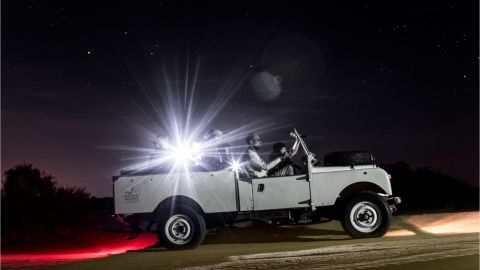 Platinum Heritage - Private Night Safari & Astronomy