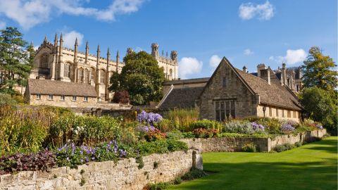 Warwick Castle, Shakespeare's Birthplace & Oxford
