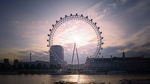 The London Eye - Fast Track