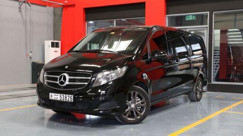 E & S Luxury Cars - Self Drive Rental: Mercedes V250