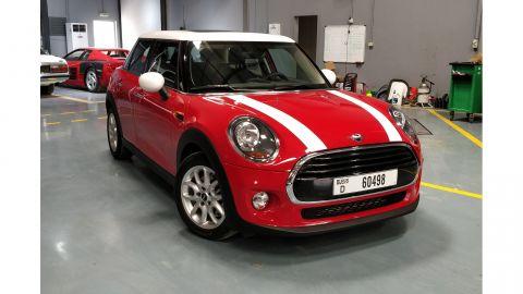E & S Luxury Cars - Self Drive Rental: Mini Cooper